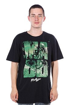 Футболка MGP T-shirt Keyhole Mx Black