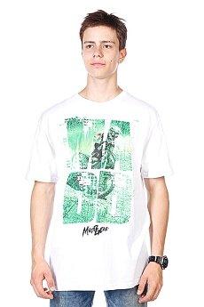 Футболка MGP T-shirt Keyhole Mx White