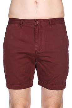 Шорты Globe Goodstock Chino Walkshort Oxblood
