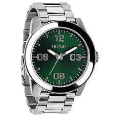 Часы Nixon Corporal Ss Green Sunray