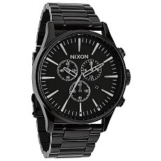 Часы Nixon Sentry Chrono All Black