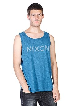 Майка Nixon League Mock Twist Tank Navy