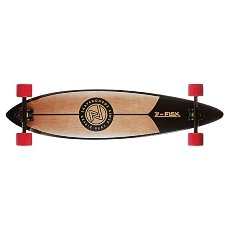 Лонгборд Z-Flex Pintail Longboard Black 9 x 38 (96.5 см)