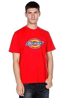 Футболка Dickies Horseshoe Tee Fiery Red