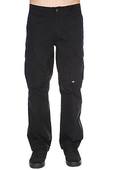 Штаны прямые Dickies New York Black