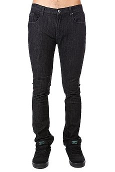 Джинсы Etnies Slim Fit E Denim Pant Black