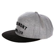 Бейсболка Altamont Qualifier Snap Black