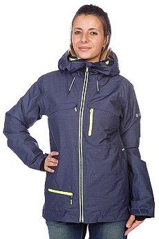 Куртка женская Roxy Free Spirit System Jk Peacoat