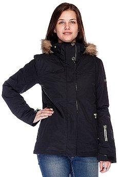 Куртка женская Roxy Jet Ski Solid Anthracite