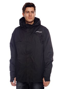 Куртка Santa Cruz Paradox Black