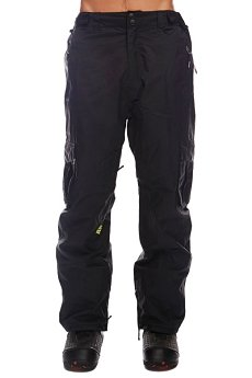 Штаны сноубордические Apo Master Loose Black