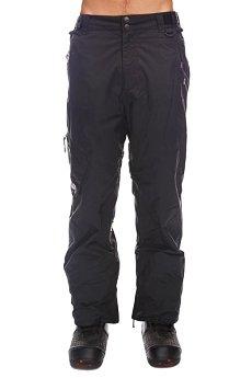 Штаны сноубордические Apo Skid Regular Black