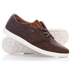 Кеды низкие British Knights Copal Dark Brown/Cognac