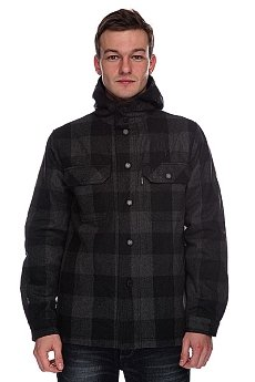 Куртка зимняя Zoo York The Blauzes Blk Plaid