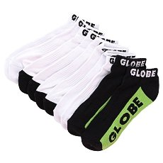 Носки низкие Globe Multi Bright Ankle Sock Multi
