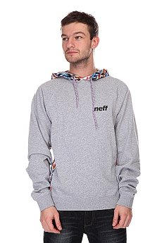 Толстовка Neff Furyous Anthracite Grey