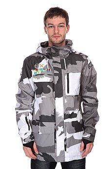 Куртка Neff Corporal Black/Gray