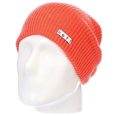 Шапка Neff Daily Neon Coral