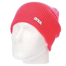 Шапка Neff Daily Neon Red