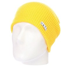 Шапка Neff Daily Neon Yellow
