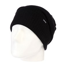 Шапка носок Nixon Tower Beanie Black