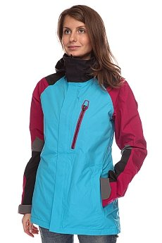 Куртка женская Burton Altitude Jacket Cirrus Colorblock