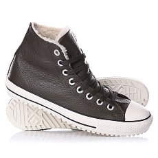 Кеды утепленные Converse 144731 Gray
