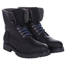 Ботинки зимние Wrangler Aviator Black