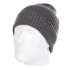 Шапка Nixon Go Beanie Charcoal Heather