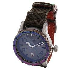 Часы Nixon Diplomat Surplus/Antique Silver