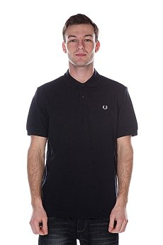 Поло Fred Perry Plain Shirt Blue