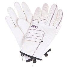 Перчатки сноубордические женские Pow Chase Glove White