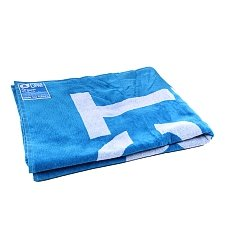 Полотенце Picture Organic Towel Logo White/Blue