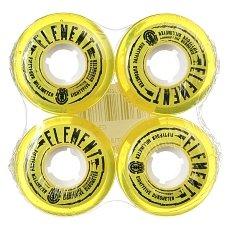 Колеса для скейтборда Element Filmer Yellow 85A 54 mm