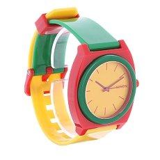 Часы Nixon Time Teller Rasta
