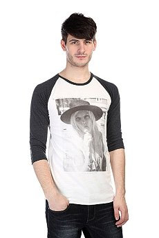 Лонгслив Globe Lollipop Raglan Dirty White