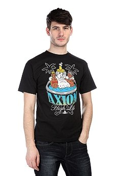 Футболка Axion Hot Tub Bear Tee Black