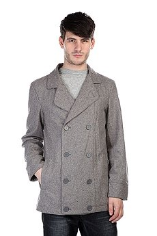 Пальто Zoo York Jim Peacoat Slate