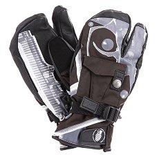 Варежки сноубордические Grenade Pistola Dk Trigger Mitt Black
