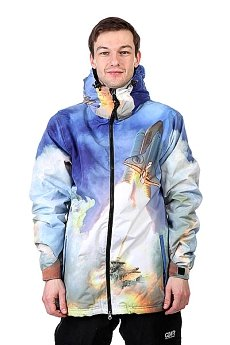 Куртка Grenade Blast Off Jacket Blue