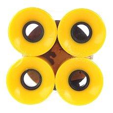 Колеса для лонгборда Penny Solid Wheels Yellow 79A 59 mm