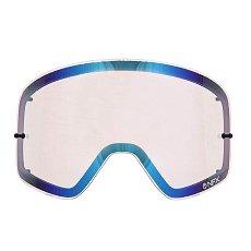 Линза для маски (мото/вело) Dragon Nfx Rpl Lens Aft Steel Blue