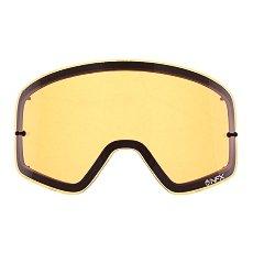 Линза для маски (мото/вело) Dragon Nfx Rpl Lens Aft Amber