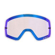 Линза для маски (мото/вело) Dragon Nfxs Rpl Lens Aft Ion Blue Steel