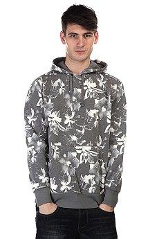 Кенгуру Huf Floral Pullover Hood Black Floral