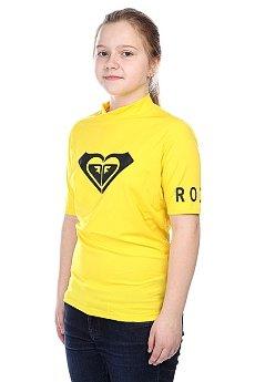 Гидрофутболка детская Roxy Lycra Contest Roxy Yellow