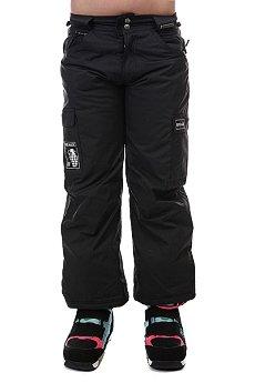Штаны сноубордические детские Grenade Youth Pant Army Corp Black