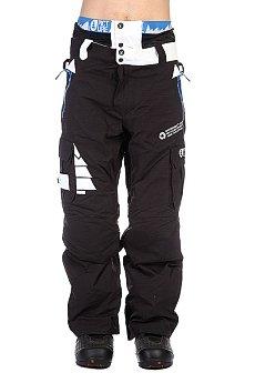 Штаны сноубордические Picture Organic Pant Respect Black