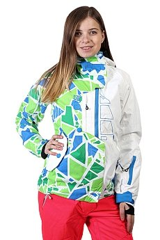 Куртка женская Picture Organic Jkt True Color White