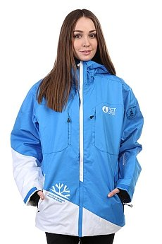 Куртка женская Picture Organic Alaska Jacket Blue